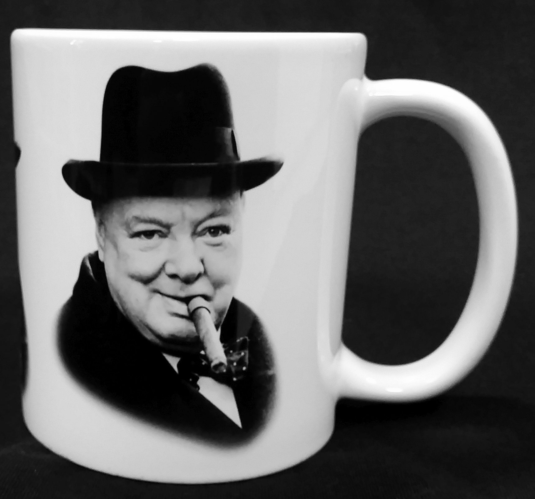 Hrnek Winston Churchill
